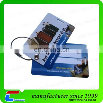 wholesale waterproof cruise ship plastic luggage tags of