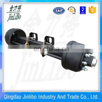 axle with 10 holes semi trailer axle beam english axle