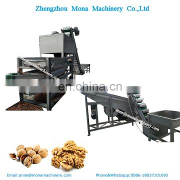 hot sell Walnut shelling machine/newest design walnut cracker machine