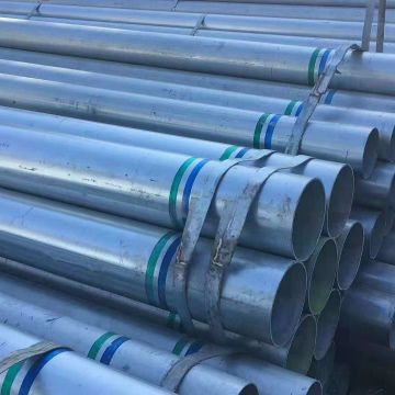 4in Galvanized Pipe Od 48.3mm Bs1139