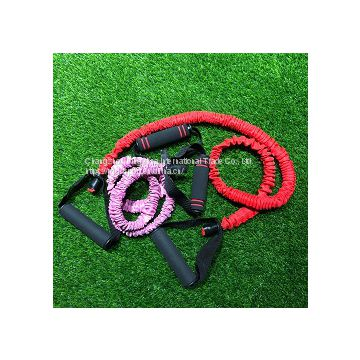 Fitness Tube Titness Chest Expander Chest Expander Exercise