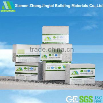 High quality waterproof lightweight building materials open cell polyurethane foam blocks