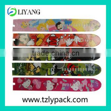2014 China Manufacture Hot Sale Newest Design Good Quality Heat Transfer Printing Film For Plastic Stationery
