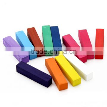 Colorful Hair Dye Chalk Temporary Color Chalk For Hair