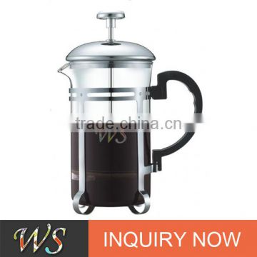 WSCHYS019 french press coffee maker stainless steel french press