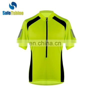 Top sale guaranteed quality sports reflective dry fit jerseys