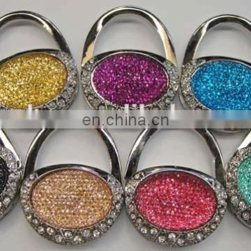 girl gifts shining jeweled magnetic purse holder
