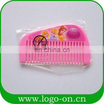 Sedex 4 Audit factory small plastic hair comb