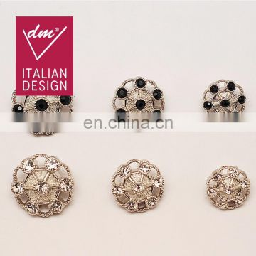 2015 Hot sale rhinestone buttons for clothing