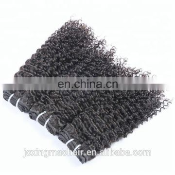Hair Extension Type and Deep Curly Cambodian Human Hair Weaves