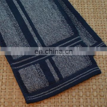100% cottton terry hand towel made in china
