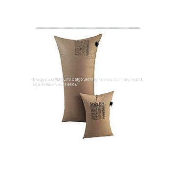 Factory supply Kraft paper dunnage bag 2ply , 4ply and 6ply