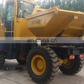China 10Ton Tipper Site Dumper For Export