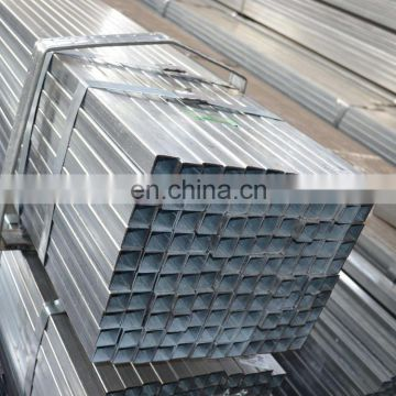 Building Material 40X60 Galvanized Gi Square Rectangular Steel Pipe Weight Per Meter