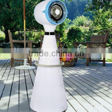 A-4C Outdoor Electric Water Misting Air Cooler Fan With CE and SASO  Certificate