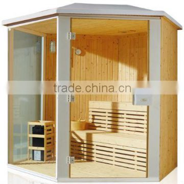 Monalisa sauna wood outdoor sauna