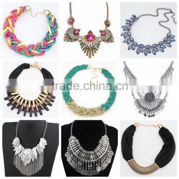 Fashion accessories gift resin fashion jewellery
