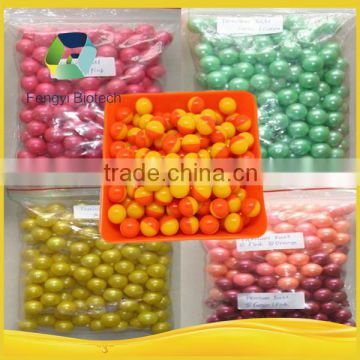 high quality rubber paintball balls from China manufacturer