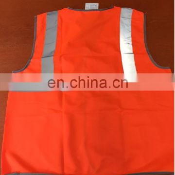 BSCI CE Certificate Work Wear Safety Clothing Reflective Traffic Vest