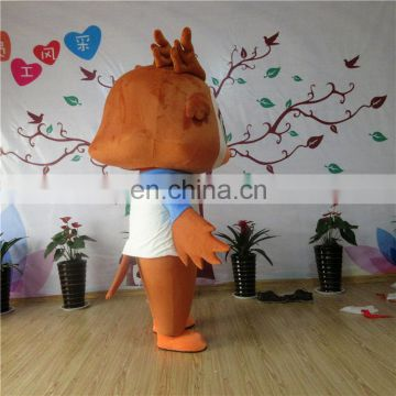 Adult sizes cartoon character custom made mascot costume online shop