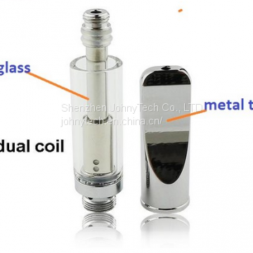 A3 Glass cartridge vape 0.3/0.5/1ml cbd oil vape pen oil vaporizer cartridge