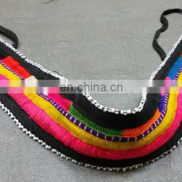 Tribal kuchi Embroidered belt (KB-10001)