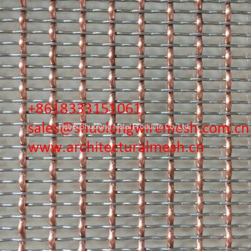 XY-0815 Architectural Fabrication stainless steel metal mesh for architecture