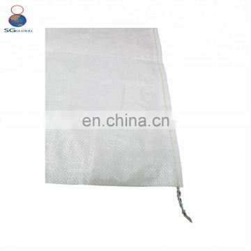 Manufacturer PP woven packaging empty rice bags 10kg