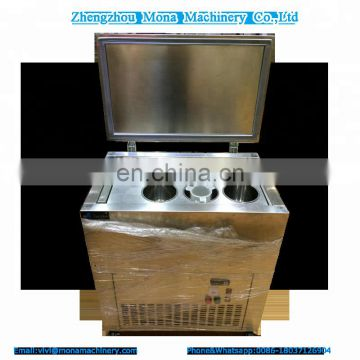 The United States and Canada specialized sales ice shaver and ice block making machine