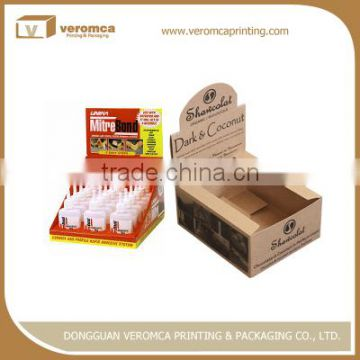 Hot selling retail corrugated display stand