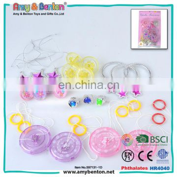 Promotional party toys small toys set birthday gift ideas for girlfriend