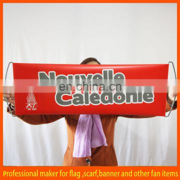 Hot sale exhibition hand held banner