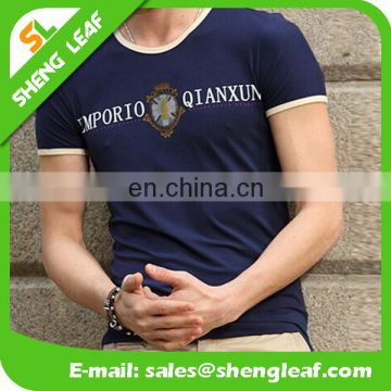 2016 popular design of t shirt custom, custom print t shirt