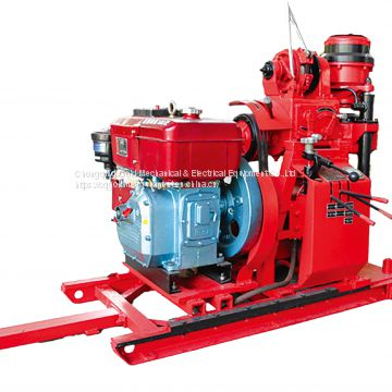 Light & Small Core Drilling Rig Shallow Hole Drilling Machine