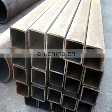 Manufacturer ASTM A500 Ms Carbon Steel galvanized Square Tube