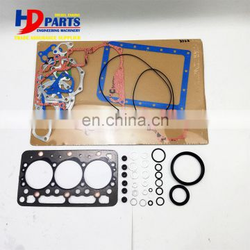 D722 Cylinder Head Gasket Overhaul Kit For Kubota RX-141E Excavator Engine Parts