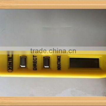 No battery drive blister and color card package Display tester with the Fuctions of contact