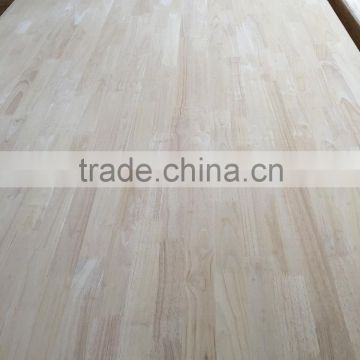 Rubber Wood Finger Joint Board For Benchtop/worktop/countertop ...