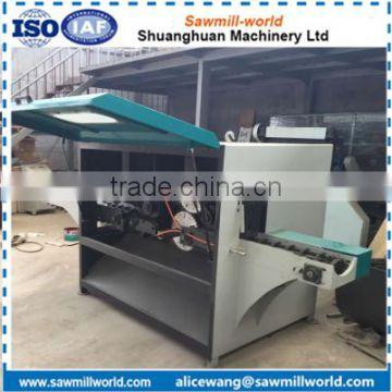 wood multiple blades sawmill machine made in Shandong Shuanghuan China