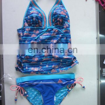 2014 New Fashion Beach Swimsuit