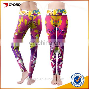 spandex fitness pants hot pants yoga wear show you a perfect body