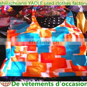 wholesale bulk unsorted second hand clothing and shoes