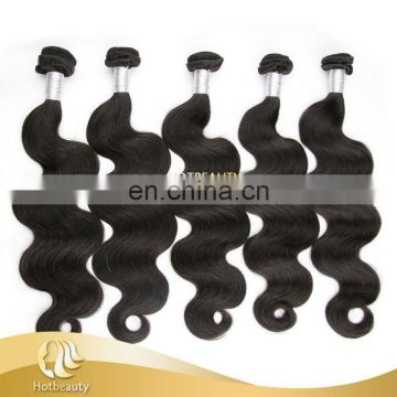 Tangle Free Shedding Free Charming Hair, 100% Virgin Human Hair Peruvian Hair Extension