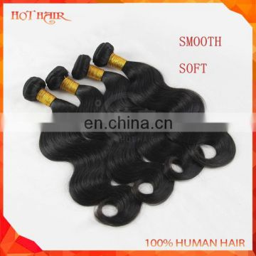 China supplier AAAAA+ Top Grade 100% unprocessed wholesale body wave 100% human peruvian virgin hair extension