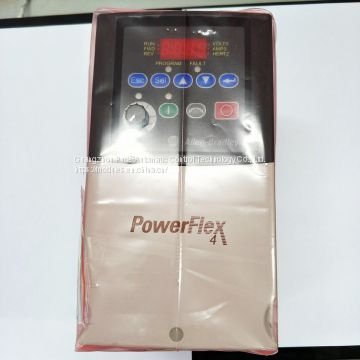 PowerFlex 4- 1.1 kW (1.5 HP) AC Drive, 22A-V6P0N104