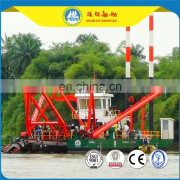 alibaba website golden supplier highling cutter suction dredger 650mm