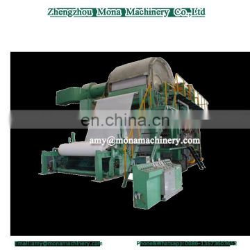 Full Automatic Toilet Paper Roll Converting Packing Machine Production Line
