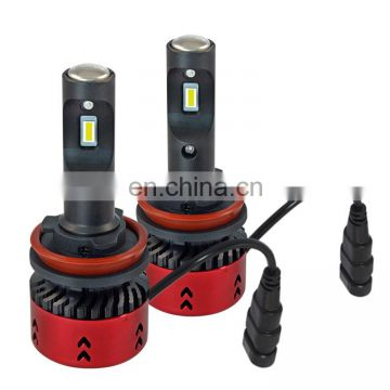Car Auto Lighting System Led Lamps V6 Led Headlights H1H3 H4 H7 H8 H9 H11 H13 H15 9005 9006 9007
