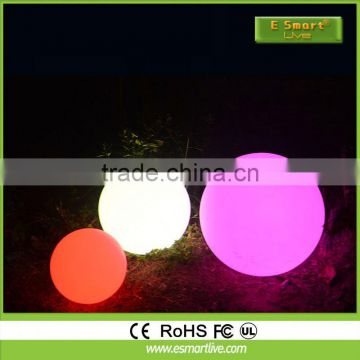 LED modern furniture cube chair led plastic light cooler box table decorative outdoor mailbox garden led ball light