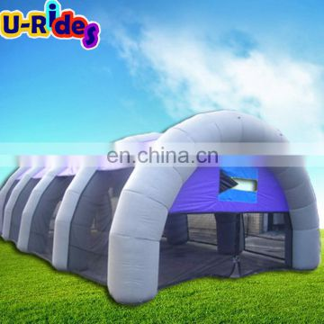 inflatable paintball arena for Teen Age and up
